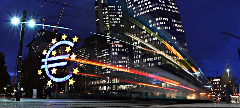 ECB leave interest rates and QE on hold