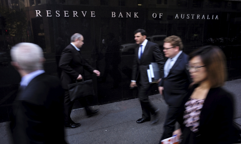Reserve Bank of Australia  on hold withrates