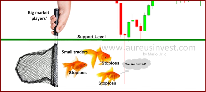 Stop loss hunting forex