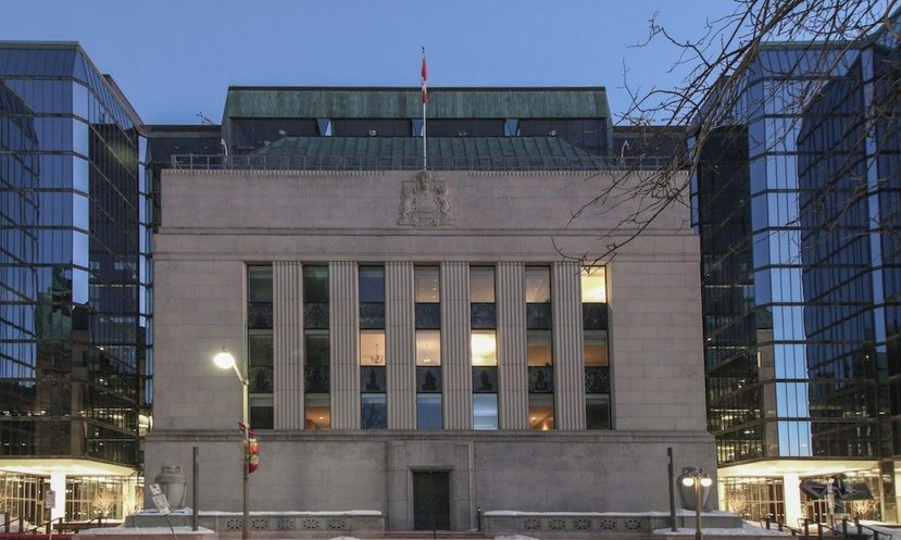 Bank of Canada hold interest rate at0.5%