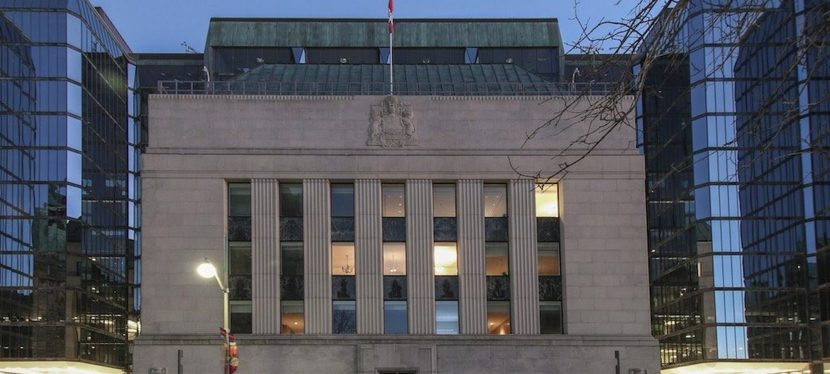 Bank of Canada hold interest rate at 0.5%