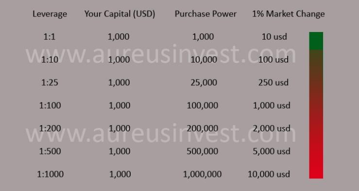 Forex Leverage Aureus Invest