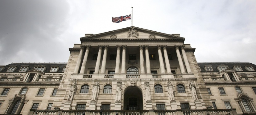 BoE; Interest Rate held at 0.25%