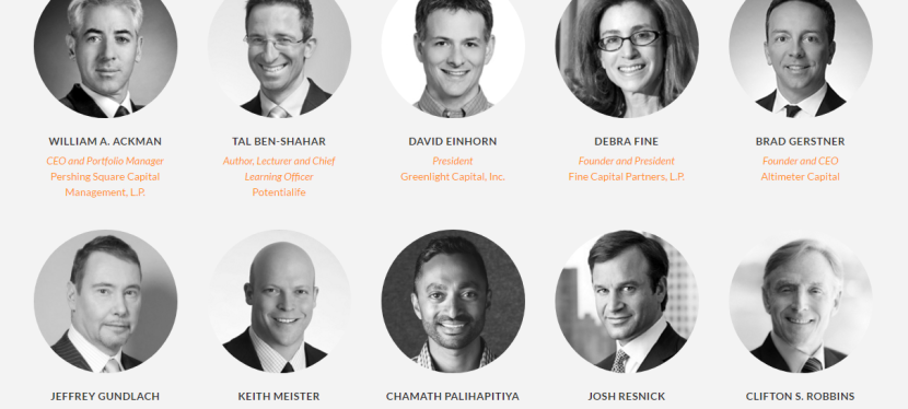 Wall Street's best and brightest investors in New York Ira Sohnconference
