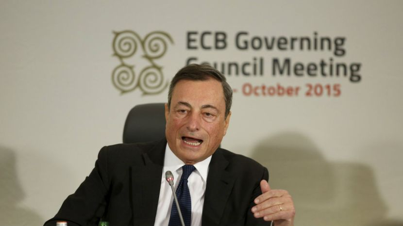 ECB leaves key interest rates and QE on hold
