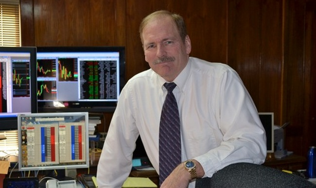 Mark D.Cook, one of the best TA traders in theworld