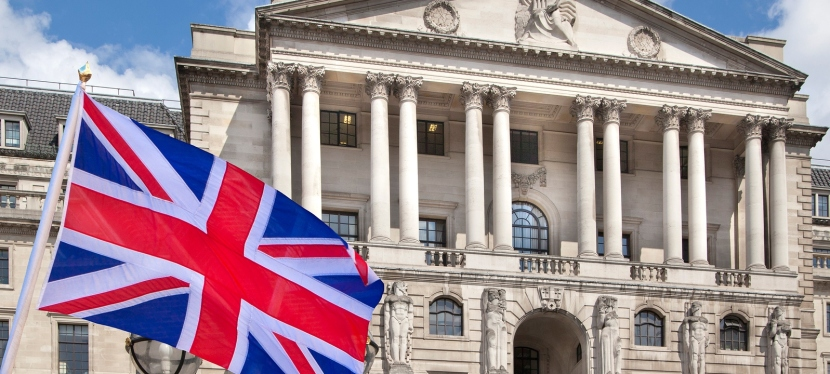 BoE leaves interest rate at0.50%