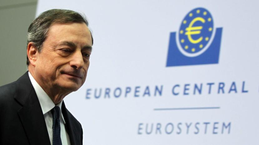 The ECB remain rates unchanged at 0.00%, 0.25% and -0.40%respectively