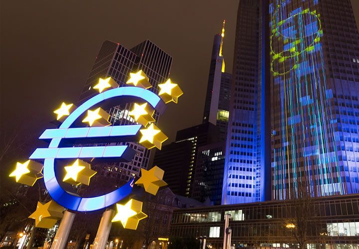ECB on hold with rates