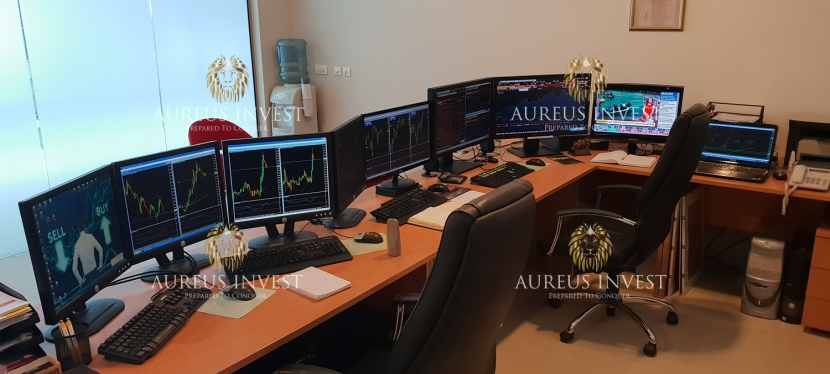 It's important to have multiple monitors for profitable short term trading