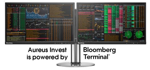 Bloomberg Terminal 2018