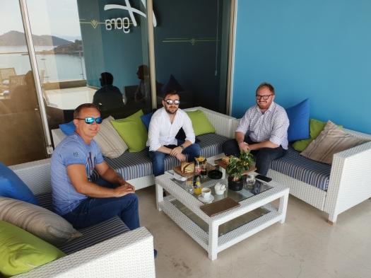 Team Bloomberg and Mario Urlic 2018