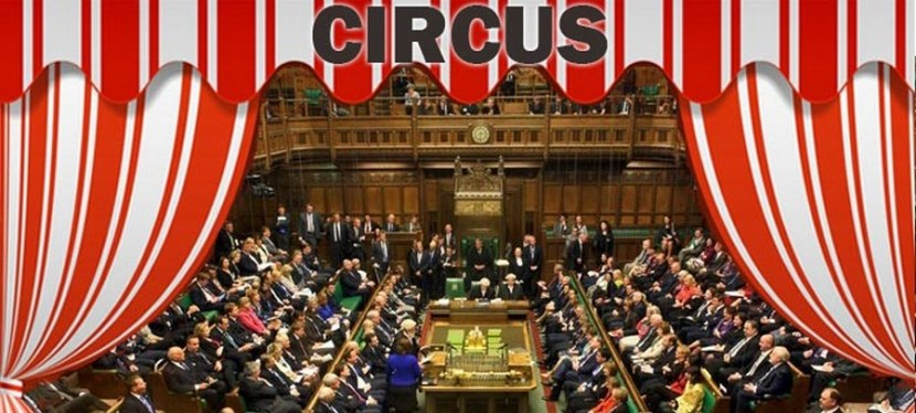 UK Parliament and Brexit; What aCircus