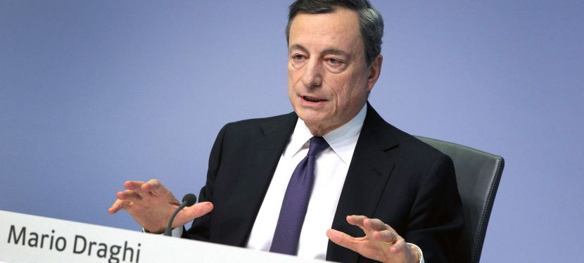 The ECB; Rates remain unchanged at least through the end of2019