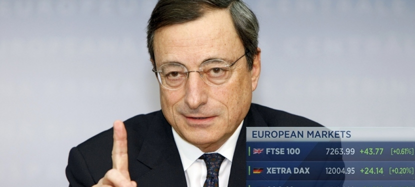 The ECB stays on hold with keyrates